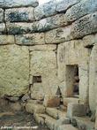 Вероятно у храма был сводчатый потолок
