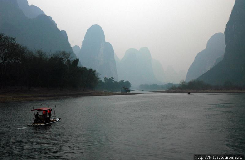 Виды реки