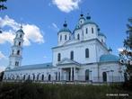 Спасский собор с трапезной и колокольней.