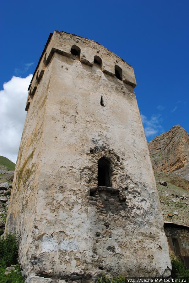 Сванская башня ( башня Балкаруковых)