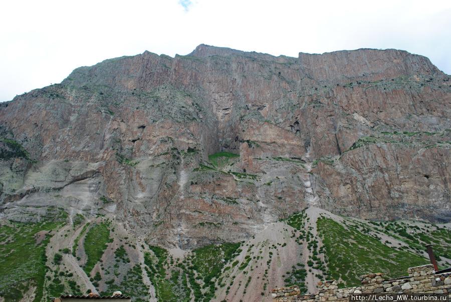 Горы над Булунгу