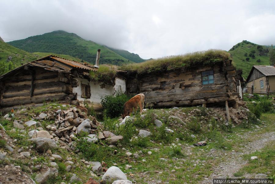 Старинный дом