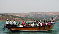 Направление на Конго не так популярно. По слухам, там не спокойно, зато можно наслаждаться комфортным транспортом.