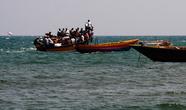 Наша лодка шла вдоль берега до последней Танзанийской деревушке. Вроде бы, там должен быть наземный погранпереход. Местные такими мелочами, как штампы, не сильно интересуются...