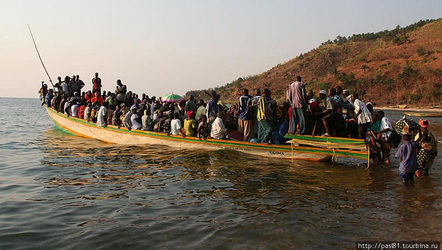 1 сторона лодки