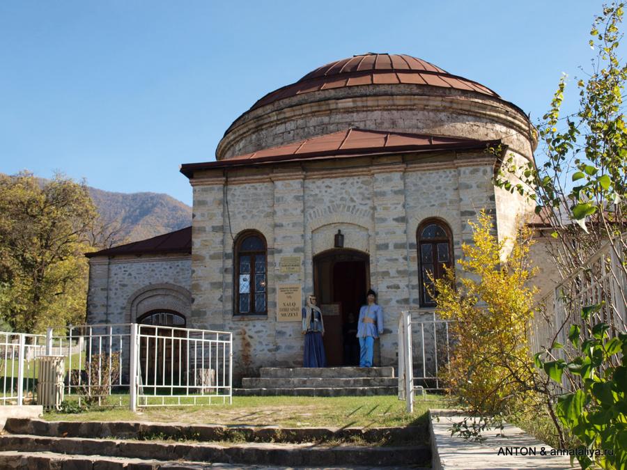 Музей народно-прикладного искусства в бывшей Албанской церкви