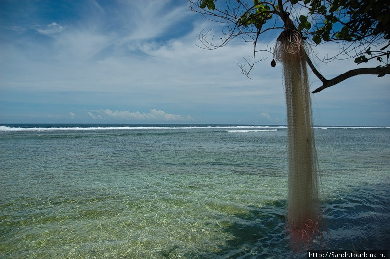 Пляж Отуа | провинция Сандаун, ПНГ