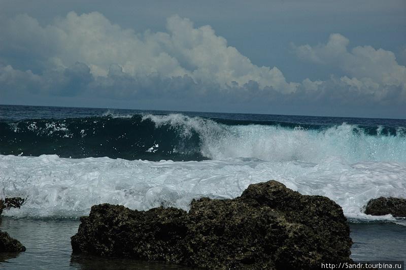 Риф | пляж Отуа, ПНГ