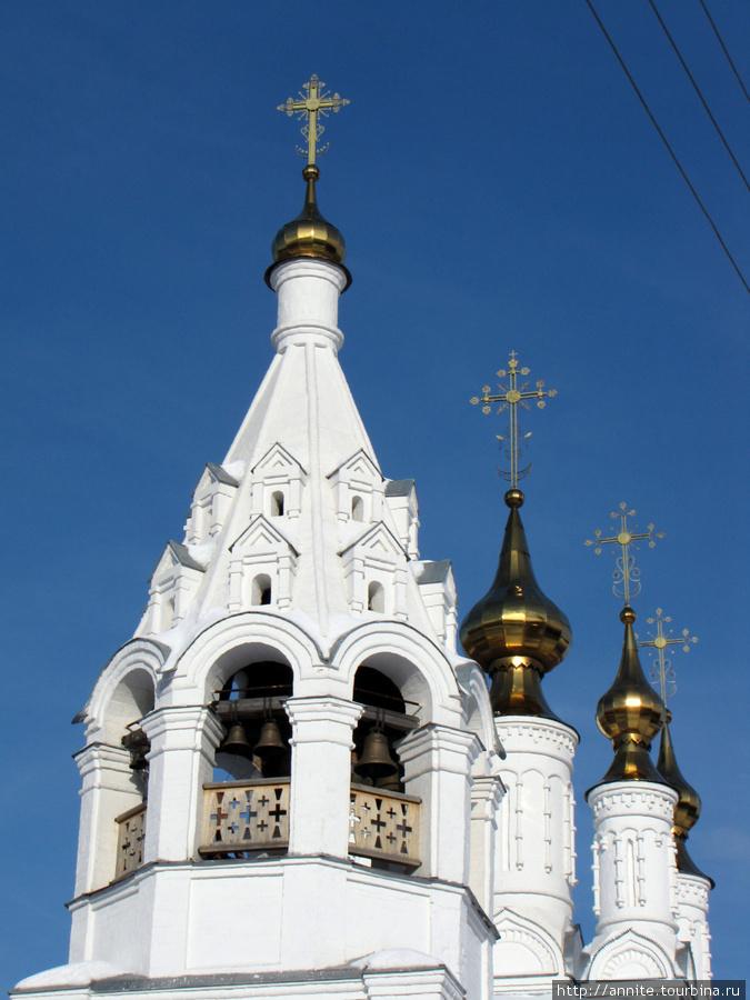 Храм Благовещения Пресвятой Богородицы.