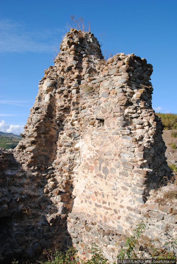 Внутри главной башни