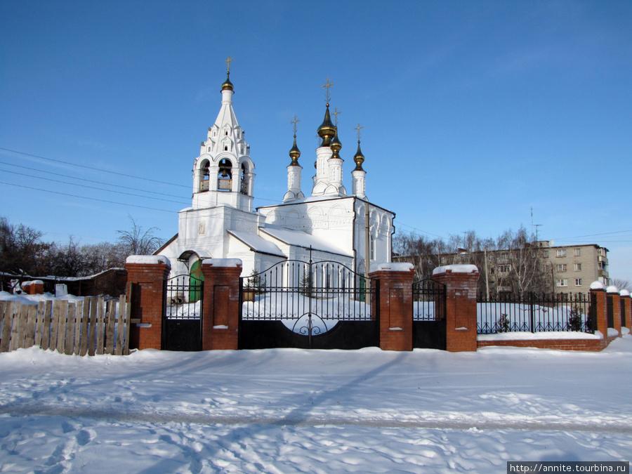 Храм Благовещения Пресвят