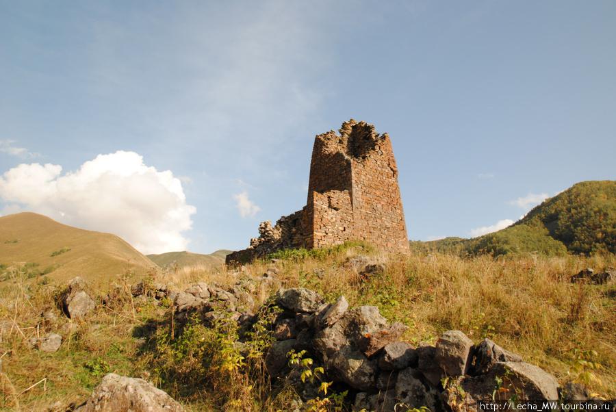 Ходз башни Тотровых