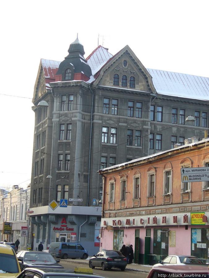 бывшая гостиница «Москва»