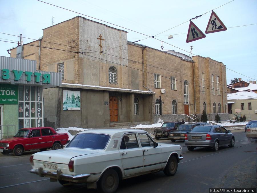 Свято-Дмитриевский православный кахетично-пасторский центр
