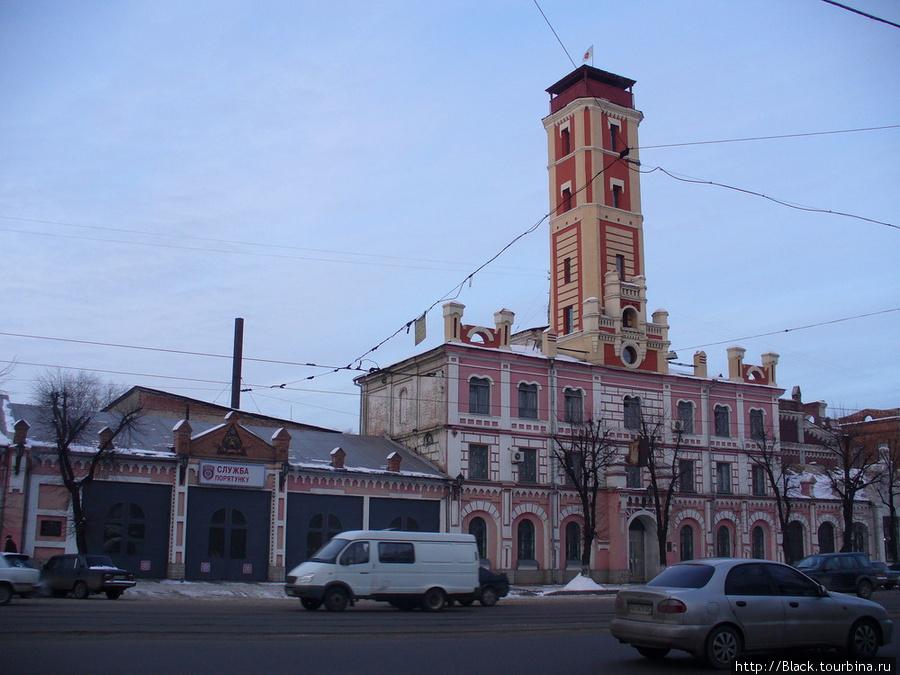 3-я пожарная часть – одна из старейших в городе