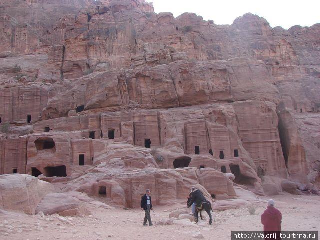 Совсем недавно здесь еще жили берберы