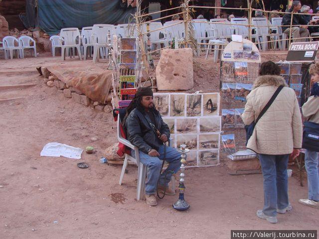 Колоритный абориген — бербер.