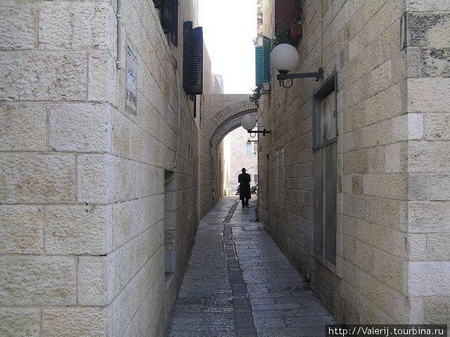 Улочка Иерусалима