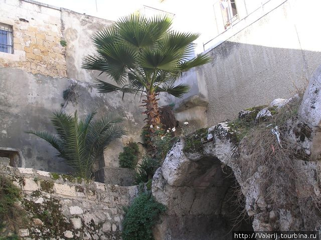 Один из уголков Иерусалима