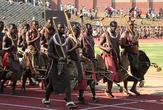 Все разъехались — расходятся и воины, приехавшие поздравить своего вождя из отдаленнейших деревушек Свазиленда.