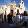 В городе есть три церкви сделанные в том же стиле