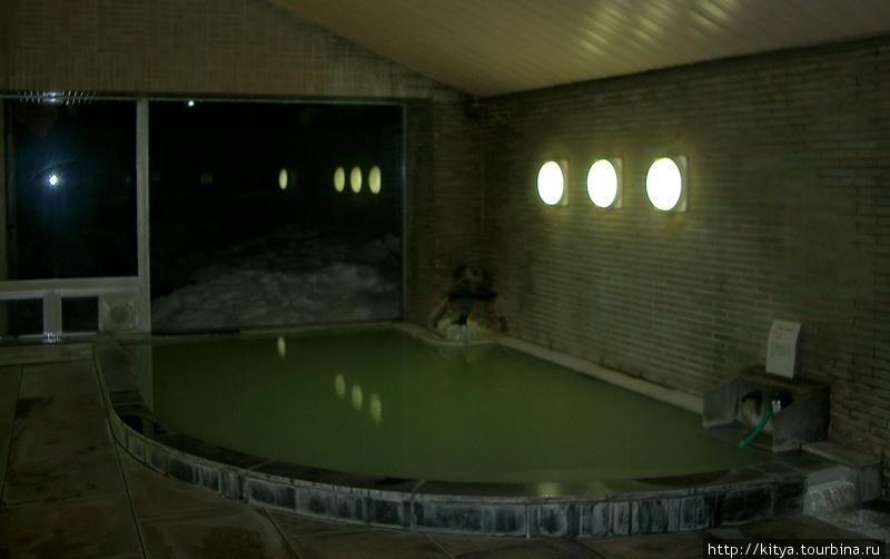 Внутренняя (закрытая) ванная
