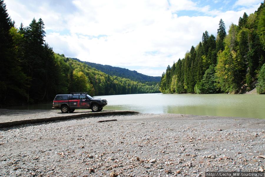 Озеро Коз