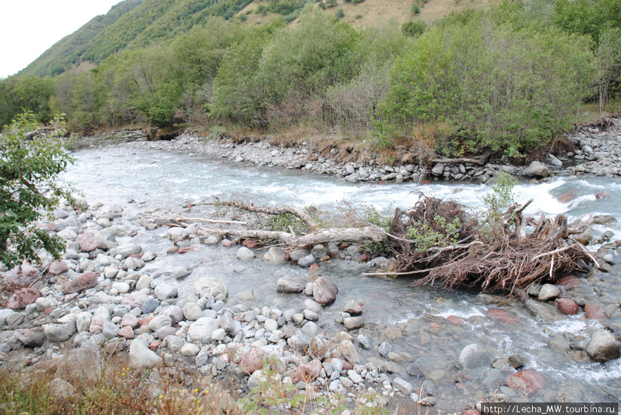 Река Джоджоро