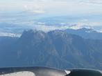 Гора Гунунг-Кинабалу — высшая точка штата Сабах