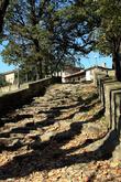 Двор монастыря