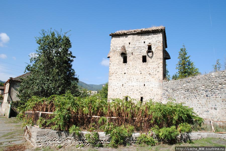 Один из дворецов ксанских эриставов