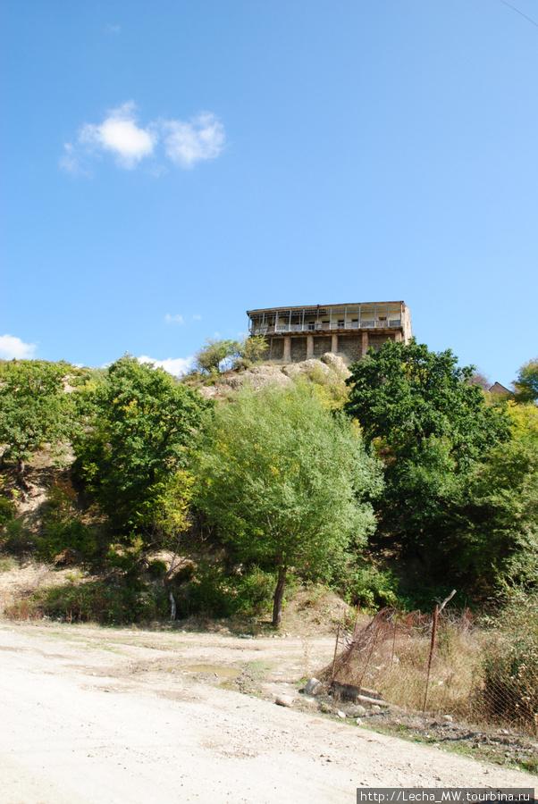 Монастырь Икот