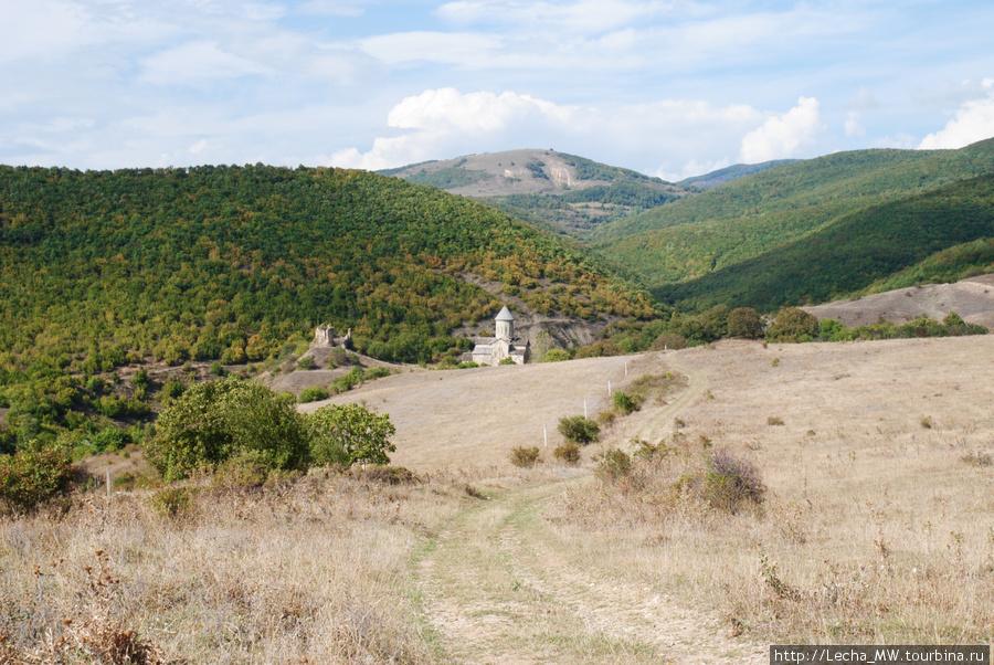 Монастырь Икорта  XII века
