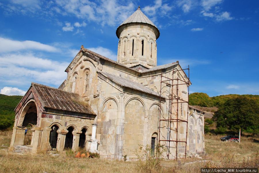 Монастырь Икорт