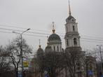 Главный собор православного Донецка.