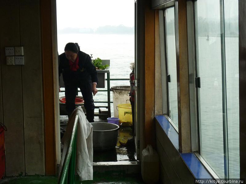 Корабельная кухня
