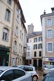 Улицы города Фуа( Центр департамента Арьеж)