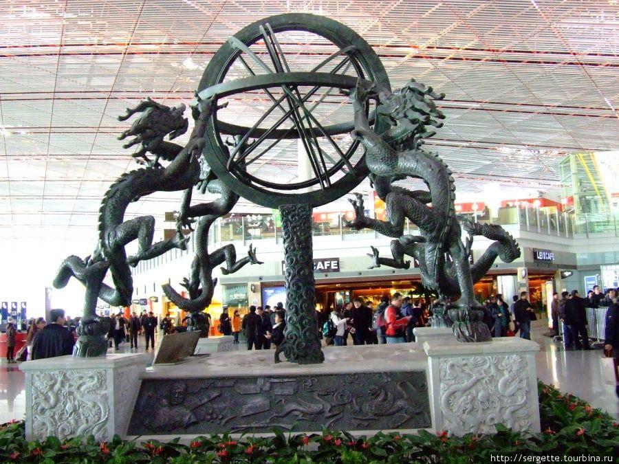 Главный символ 3 терминала