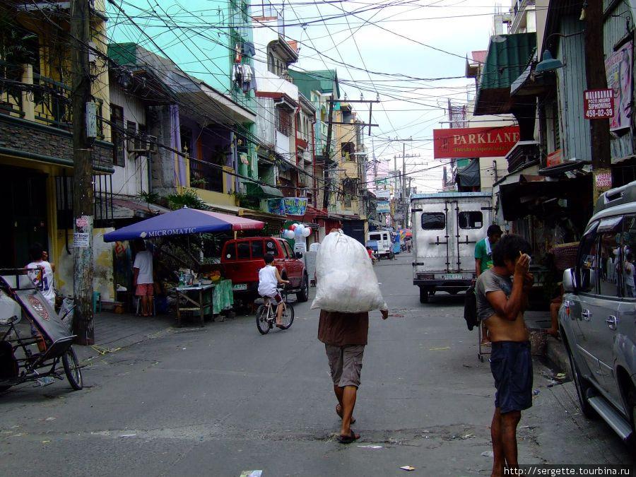 Улицы Бакларан