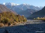 Горы рядом с Мархалом и Кишем