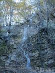 Водопад в Мархале