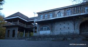 Гостиница и ресторан в Мархале