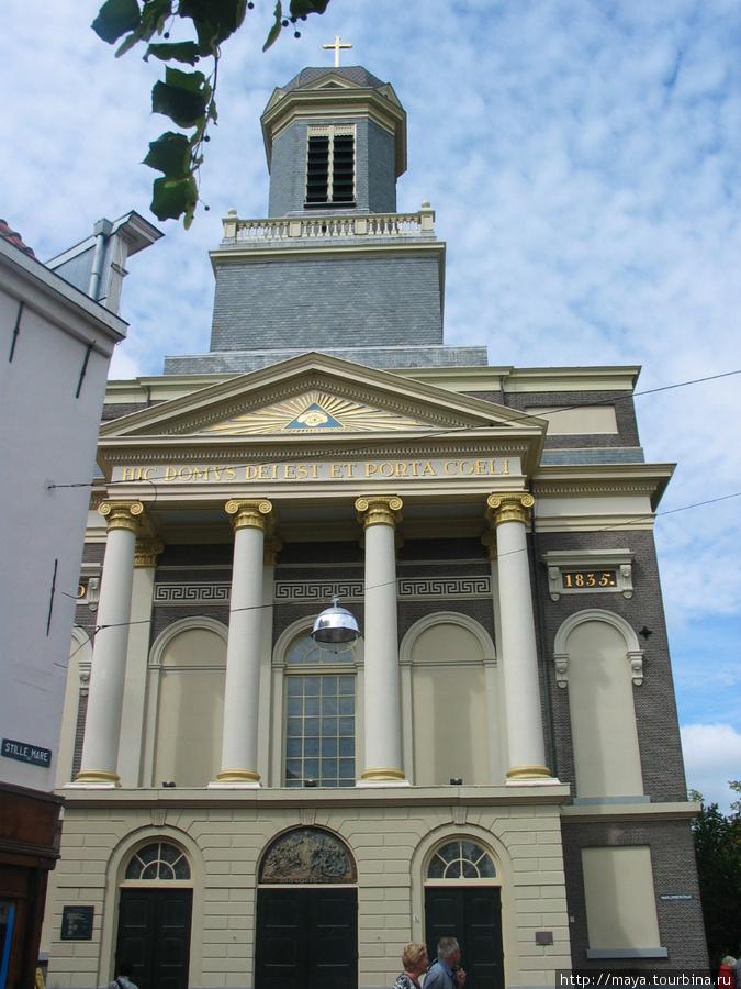 церковь Харт-Бридж-Черч
