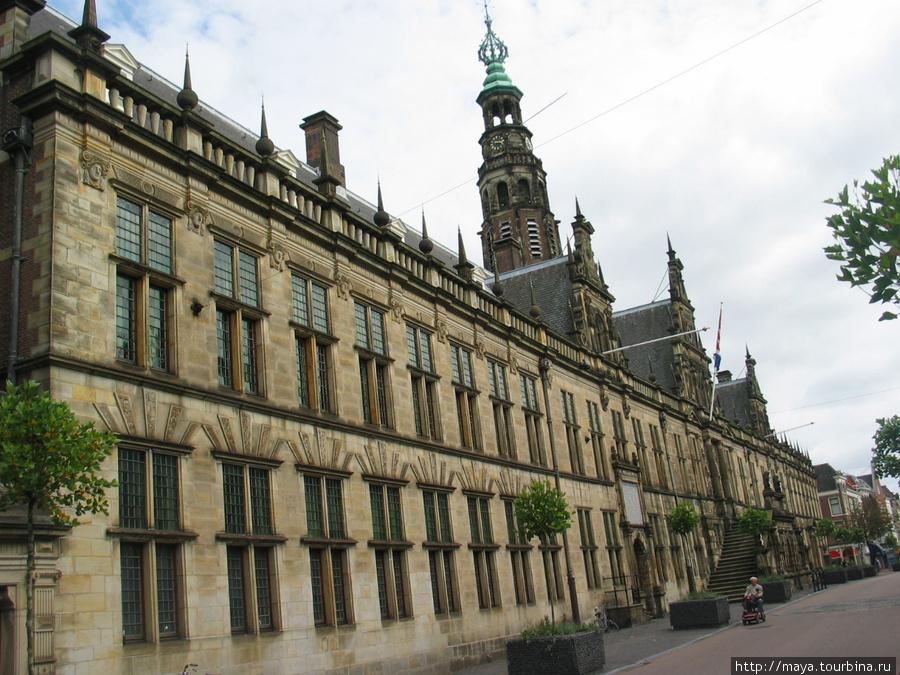 Здание совета Рейнских зе