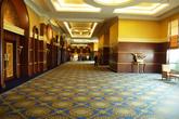 12 этаж. Переход к другим лифтам. На этом же этаже ресторан и басейн.