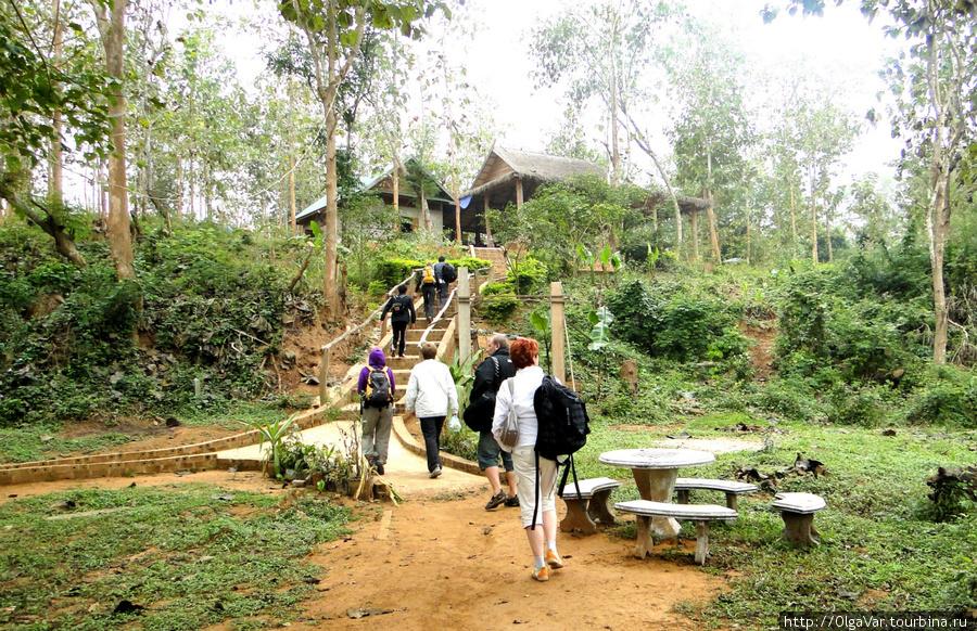 Прибытие в Mahout Eco Lodge