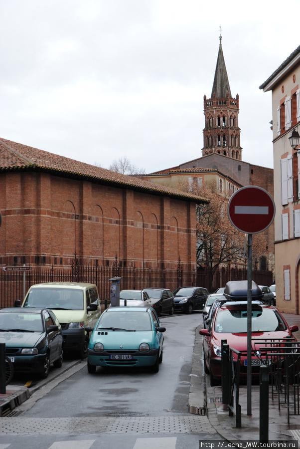 Basilica of St Sernin