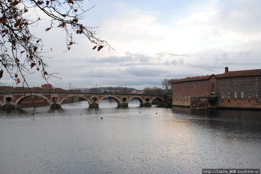 Новый мост открыт в 1659 году