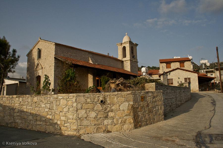 деревенька Монагри