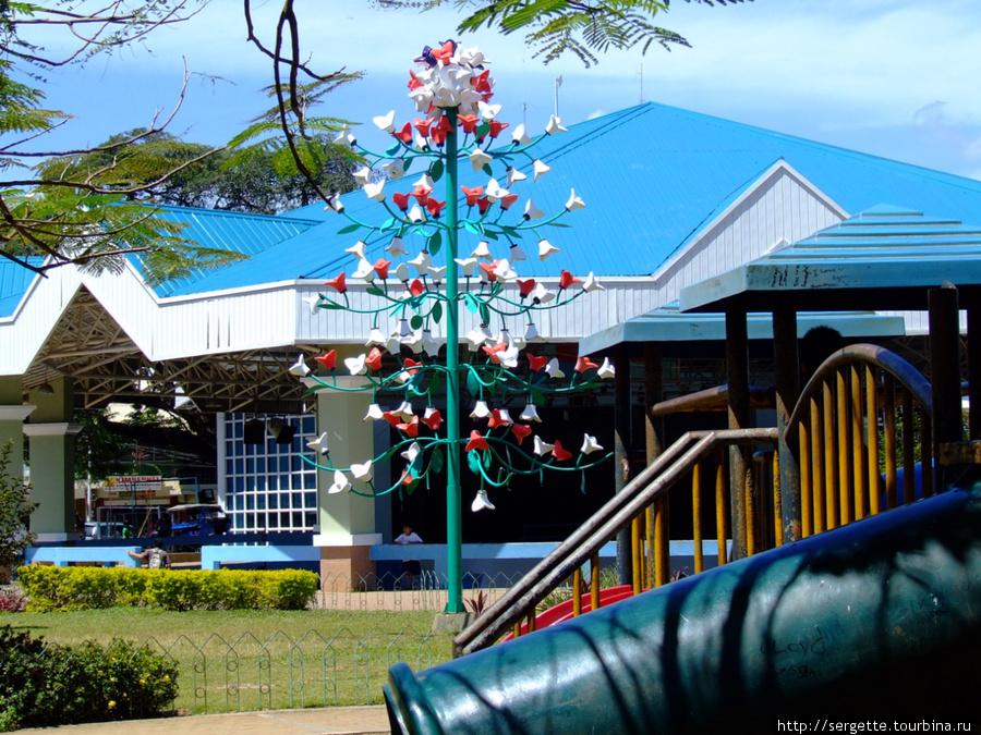 Мендоса парк для детей